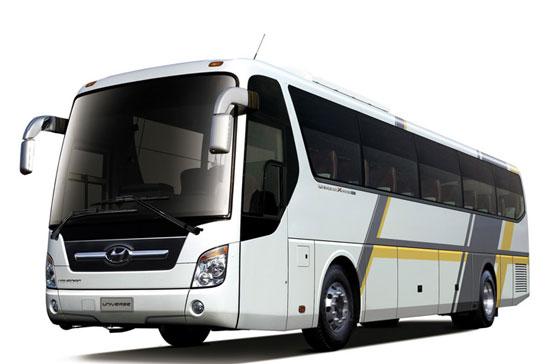 Cho thuê xe 45 chỗ Universe Hyundai