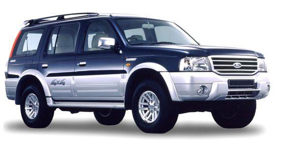 địa chỉ cho thuê xe 7 chỗ ford everest tại hcm