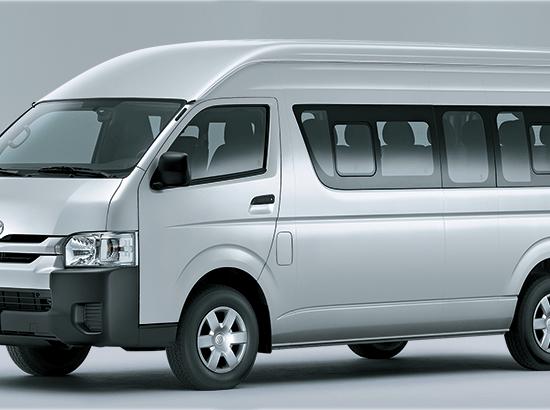 dịch vụ cho thuê xe 16 chỗ xe mới tại hcm